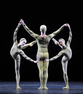 Royal Ballet - Maguire, Trzensimiech, Takada
