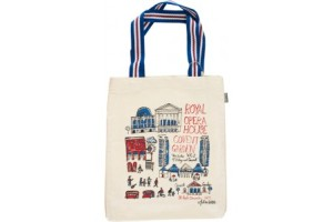 My new bag from the ROH shop.